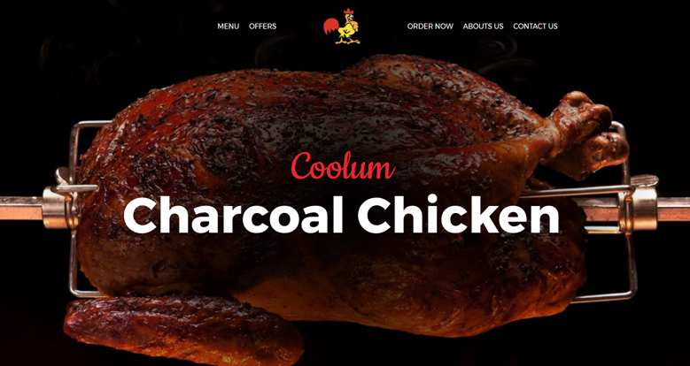 Coolum Charcoal Chicken