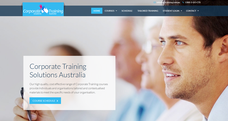 Corporate Training Solutions Australia